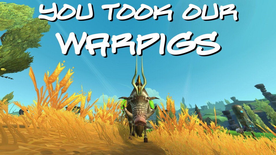 Wildstar Warpigs F2P